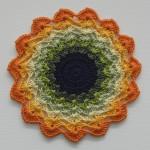 Cosmos Charm mandala