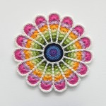 Orion Optimism flower mandala 24cm